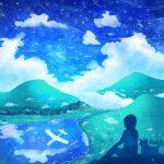 [album cover art] poemme - Escape to Blue