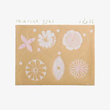 [album cover art] marine eyes – idyll